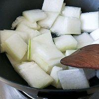 红烧冬瓜(夏天最减肥的时令美食)的做法图解1