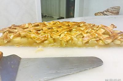 清甜蘋果派(糖尿病人也可食用)