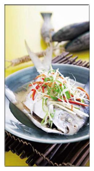 v鲳鱼鲳鱼大黄米煮粥香吗图片