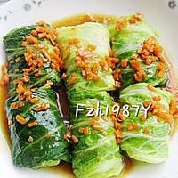 白菜豆腐卷~清淡鲜美的做法图解9
