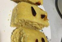 奶香玉米面发糕的做法
