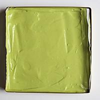 抹茶棉花蛋糕卷#春天里的一抹绿#的做法图解14