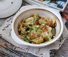 #一勺葱伴侣,成就招牌美味# 干锅手撕包菜的做法