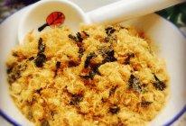 自制海苔芝麻肉松~面包机版的做法