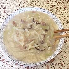 台州麦虾面
