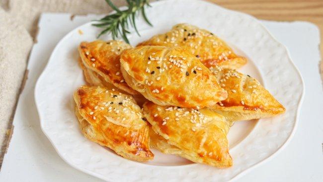 香甜酥脆的菠萝酥的做法