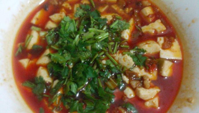 河北年夜饭必备――麻婆豆腐