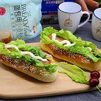 热狗面包的做法图解11