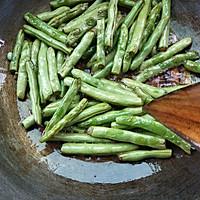 梅干菜煸四季豆的做法图解4