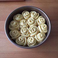 玫瑰花面包的做法图解6