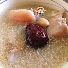 猪脚花生汤