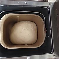 面包机版白吐司的做法图解7
