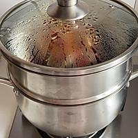 荔浦芋头蒸腊肉的做法图解4
