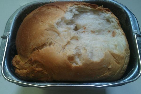 奶酪酸奶面包的做法
