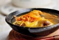 虫草菇炖鸡汤的做法