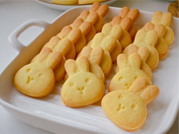 卡通黄油饼干 |小朋友超爱的小饼干的做法