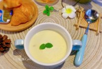 玉米火腿奶油浓汤的做法