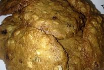 红糖葡萄燕麦酥的做法