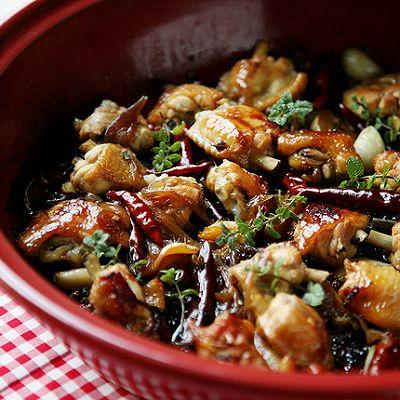 最上瘾的绝味川菜——干锅麻辣鸡翅