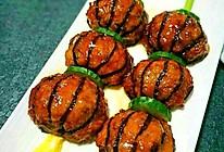 #元宵节美食大赏#红红火火,团团圆圆【灯笼茄子】的做法
