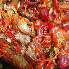 红烧卤煮小龙虾