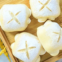 日式牛奶卷的做法图解13
