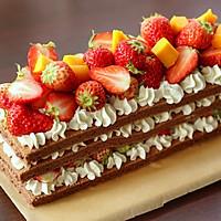 草莓裸蛋糕的做法圖解20