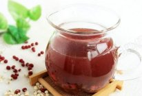 红豆薏米水  的做法