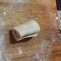椒盐肉末饼-附详细做面饼过程的做法图解8