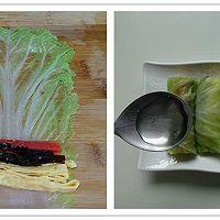 糖醋白菜卷的做法图解4