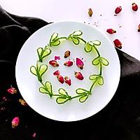 """黄瓜的创意吃法#""""宴""""遇灵山 拈花品素#"""
