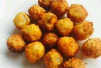 土豆芝士培根球的做法
