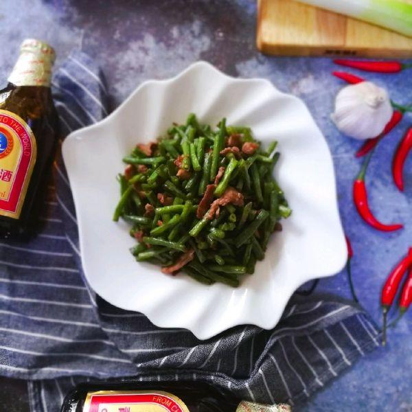 #母亲节,给妈妈做道菜#豇豆角炒肉