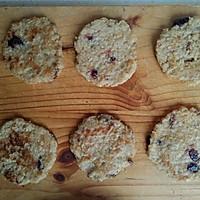 浓情水果塔(无糖低脂版_附燕麦酸奶蔓越莓小饼做法)的做法图解5