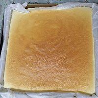 小四蛋糕卷#长帝烘焙节-半月轩#的做法图解17