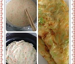 葫芦瓜菜饼的做法