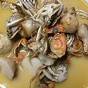 芋头烧螃蟹汤