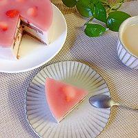 草莓慕斯蛋糕的做法图解9
