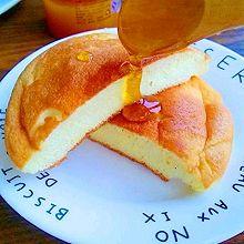 #换着花样吃早餐#原味日式松饼