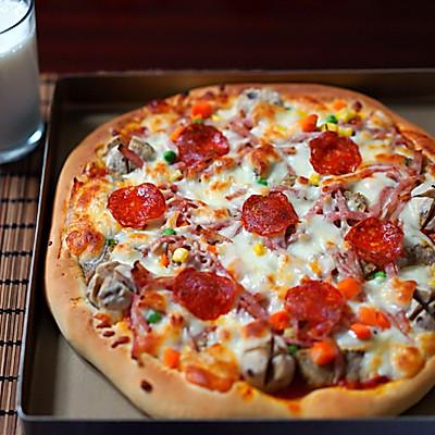 陆路至尊披萨