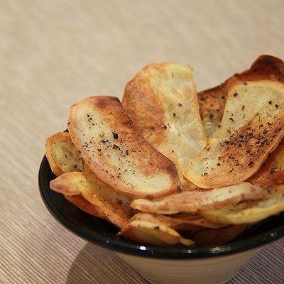 [10分钟系列]香酥烤薯片