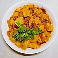 红烧嫩肉豆腐