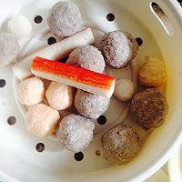 咖喱鱼丸,萌萌哒的做法图解1