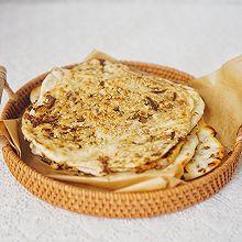 自制梅干菜饼