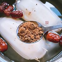 桂花糯米藕#秋天怎么吃#的做法图解8