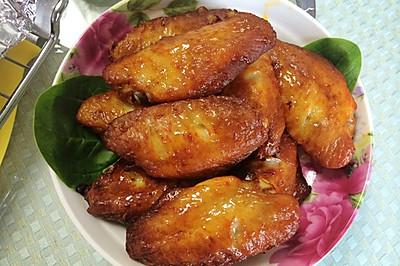蜜汁奥尔良烤翅