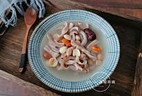 #硬核菜谱制作人#莲子猪肚汤的做法