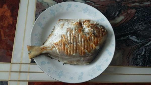 干煎鲳菜谱的鳊鱼_美食_豆果做法羊肚有异味能吃吗图片