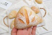 蜜红豆小面包的做法