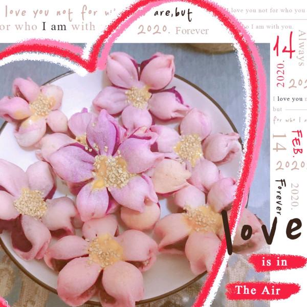 像极了爱情的桃花酥的做法